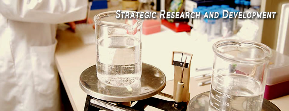 Strategic Research and Development
